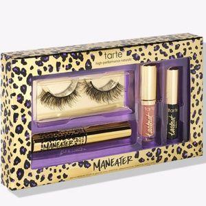 maneater makeover lash & lip set